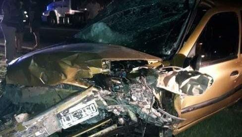 Accidente Ruta 7
