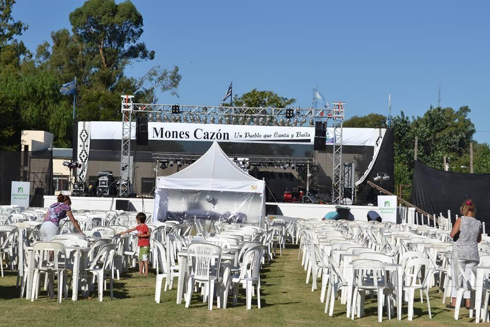 Festival Monez Cazón
