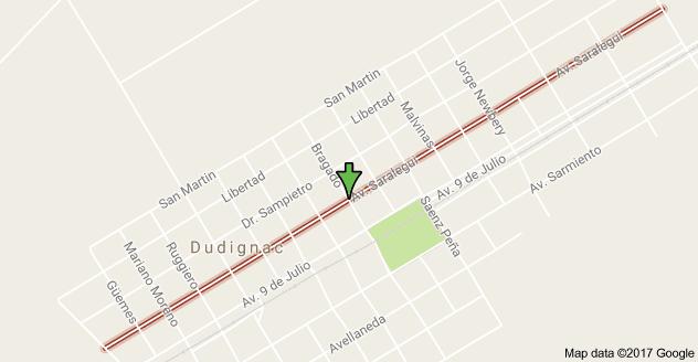 Avenida Saralegui - Dudignac