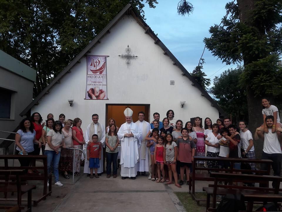 Misioneros en Bragado