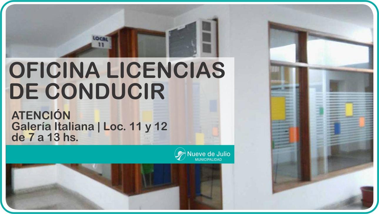 """Licencia De Conducir Digital: LICENCIAS DE CONDUCIR EN """"GALERIA ITALIANA"""""""