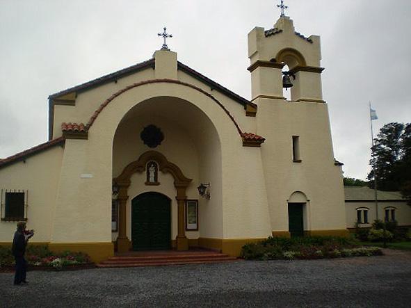 Frente Monasterio Los Toldos