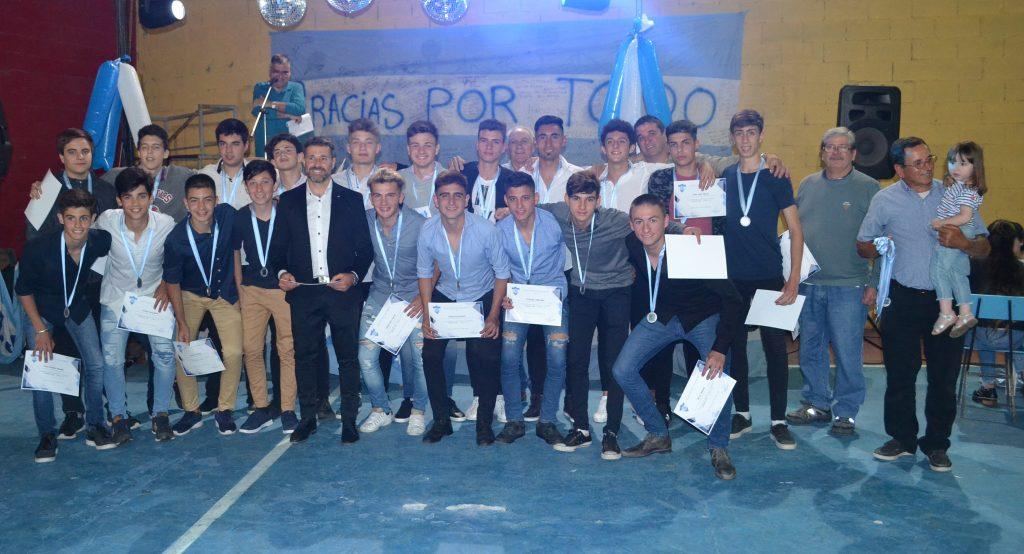 5ta division campeon 2018